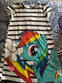 🚚 Little pony dress