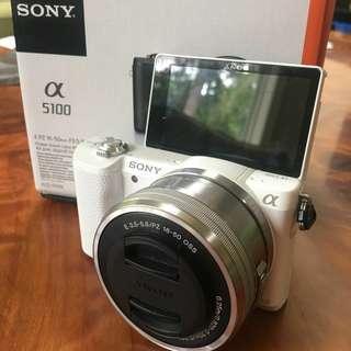 Sony A5100. Kredit tanpa CC, free 1x cicilan