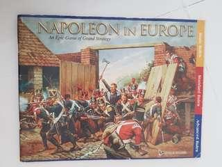 Napoleon board game (games. Cards)