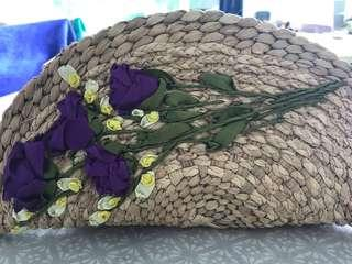 Beautiful Rattan Clutch