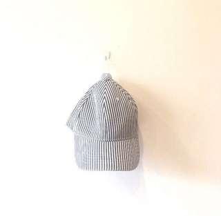SALE 🔴 Pinstriped Cap