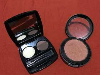 Perfect eyebrow kit w/ free cheek blush