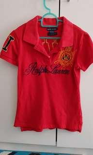 #REDUCED!!# #post1111 Authentic Ralph Lauren Polo T-shirt