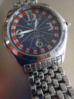 Paul Jardin Roulette Wheel