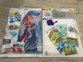 Crayola Color wonder mess free colouring - frozen