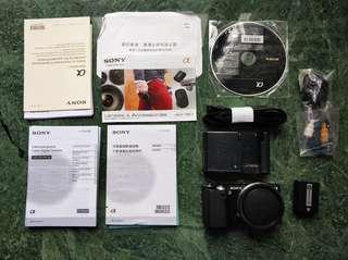SONY NEX5 數碼相機。 (Body only)