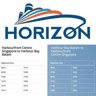 Horizon Ferry HOT DEALS