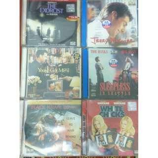 6 VCD Original