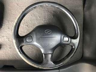 Kenari steering