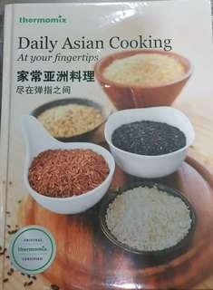 Daily Asian cookbook Thermomix