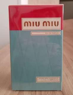 (BN) Miu Miu Perfume - Brand New