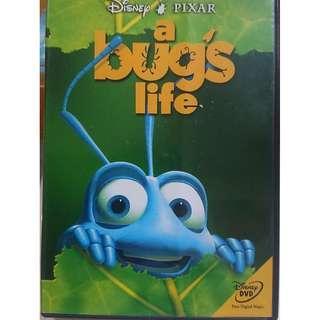 DiSNEP PIXAR a bugs life 光碟