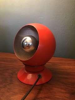 Abo Denmark magnetic ball lamp 60s