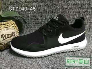Nike low cut shoes
