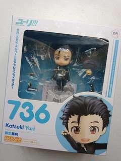 Nendoroid Katsuki Yuri 736 yuri on ice