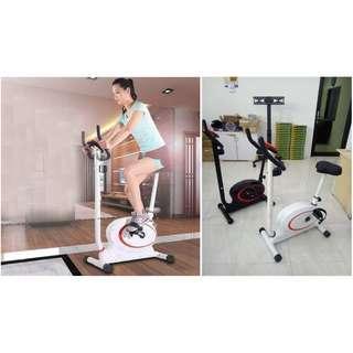 Sepeda Statis Magnetik Bike Total Fitness TL-8219 Sepeda Fitness Terlaris