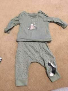 Baby boy sets size 000 (3-6 months)