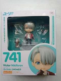 Nendoroid Victor Nikiforov 741 Yuri on Ice