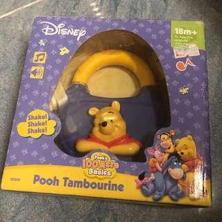 Winnie the Pooh 手鼓