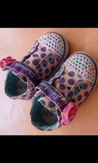 Preloved skechers twinkle toes / skechers ligh on