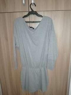 Gray Dress For Sale