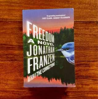 Book 🇬🇧 Freedom by Jonathan Franzen