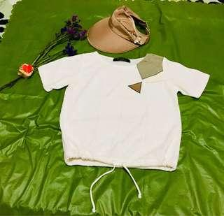By RENOWN Cream colored Blouse