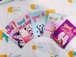 🚚 Buku BLINK OMG! Series