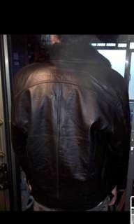🚚 皮爾卡登真皮外套沒穿過