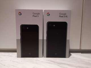 全新 Google Pixel 3 XL 64GB UK Ver