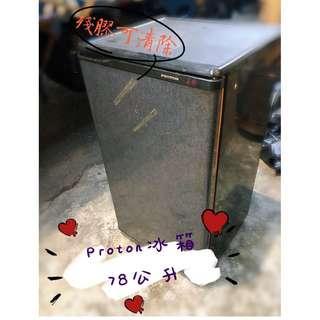 龍潭二手家具 套房小冰箱、單門小冰箱  中古貨買賣交易