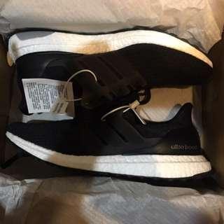 Adidas UltraBOOST 3.0 黑白