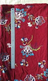 Fabrics混纺布料