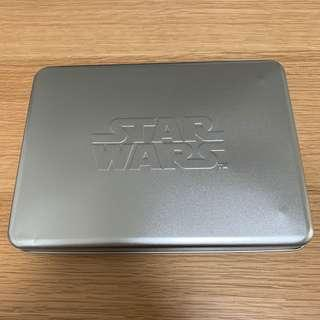 2015 Star Wars Royal Mail Stamp Prestige Book Limited Edition in Gift Tin