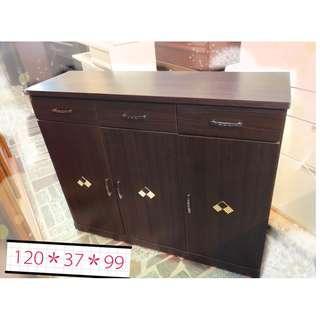 中壢二手家具 四呎鞋櫃、多雙鞋收納鞋櫃 免費線上估價     二手家具回收