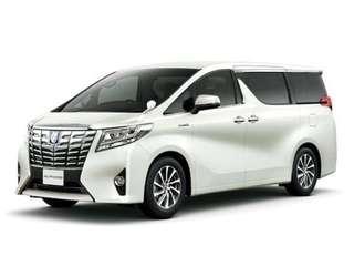 Toyota Alphard Auto 2.5