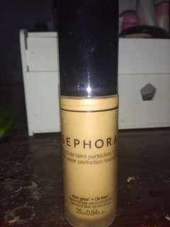 Sephora foundation