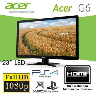 Acer G236HL Widescreen LCD Monitor