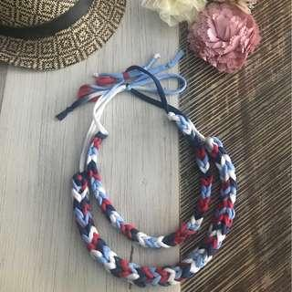 Handmade necklace to dress up your dressing! *one only