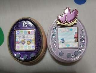 Tamagotchi P's and ID L 15th Anniversary Bundle