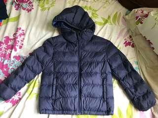Uniqlo jacket size 120