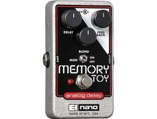 EHX Memory Toy
