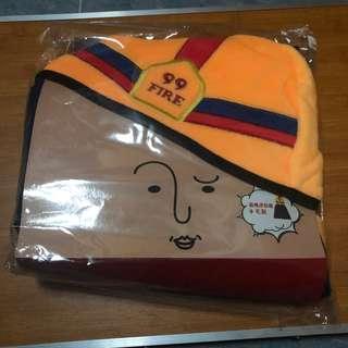 搞鬼造型帽+毛氈(消防)