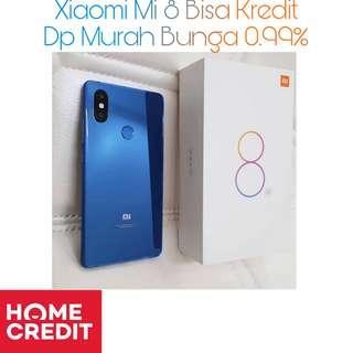 Xiaomi Mi 8 Bisa Di Kredit Promo Bunga 0% Tanpa Kartu Kredit