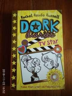 Dork Diaries TV star