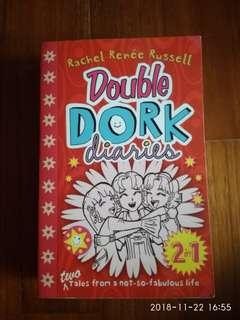 Dork Diaries 2 in 1 Dork Diaries and Dork Diaries party time