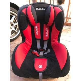 Sparco - F500K Car Seat (Red )