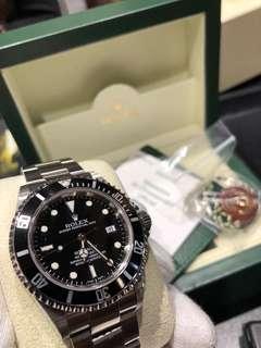 🚚 Rolex 16600