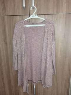 Blush Cardigan For Sale