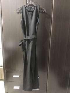 Black Jumpsuit - Zalora (Size Small)